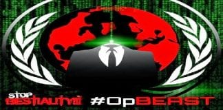 Anonymous launch #OpBeast against animal cruelty and depravity