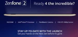 Asus 4GB RAM giant : Asus ZenFone 2 teasers released on Flipkart