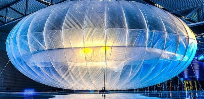 Project Loon : Google ready to fly thousands of Balloons to bring you Internet