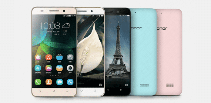 Huawei Honor 4C smartphone with 5 inch display launched