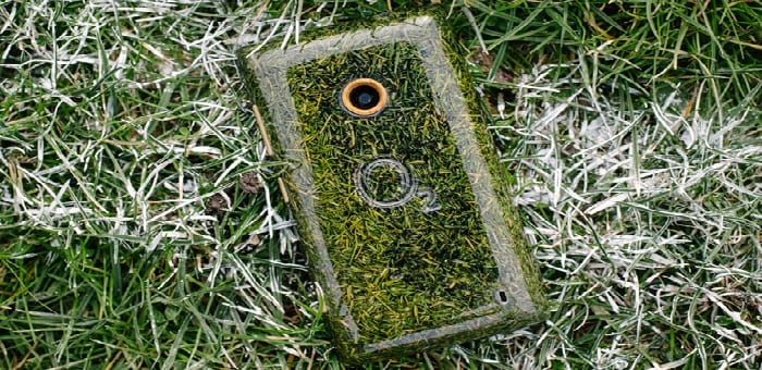 Environment friendly Grass made Smartphone is here