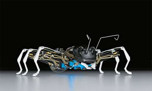 Festos' Robotic ants could replace the factory workers in near future