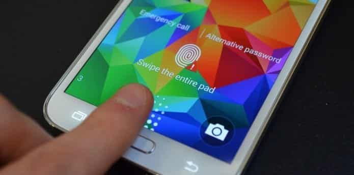Security Flaw in Samsung Galaxy S5 leaks users fingerprints to hackers