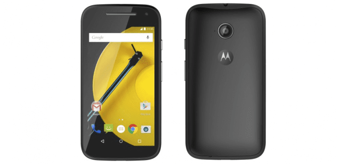 Buy Moto E (2nd Gen) 4G smartphone with Android Lollipop on Flipkart for Rs.7999.00