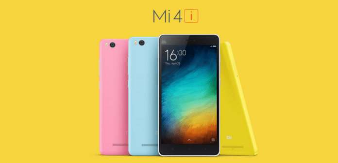 Mi 4 vs Mi 4i : Analyzing differences between expensive Xiaomi Mi 4 and the affordable Xiaomi Mi 4i