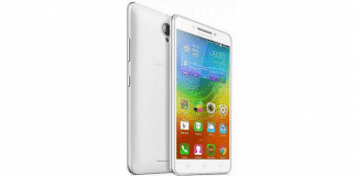 Lenovo A5000 With 5 inch HD Display and massive 4000 mAh battery launched At Rs 9,999