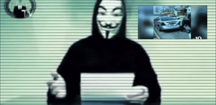 Anonymous makes true its promise to Vineland N.J. Police Department and doxxes two police offiers details