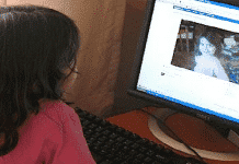 Cruel Facebook : Bullies target and harass a five year old girls