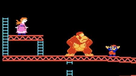 donkey kong- interesting video game facts and fun trivia