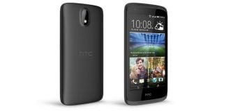 HTC Desire 326G Dual SIM Smartphone with 4.5-Inch Display and 8MP Camera launched