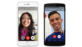 Facebook introduces video calling on its Messenger App