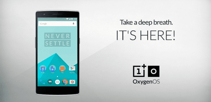 OnePlus Oxygen OS is now available for download : how to install