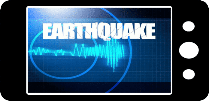 Smartphones could provide early warning of an earthquake occurence