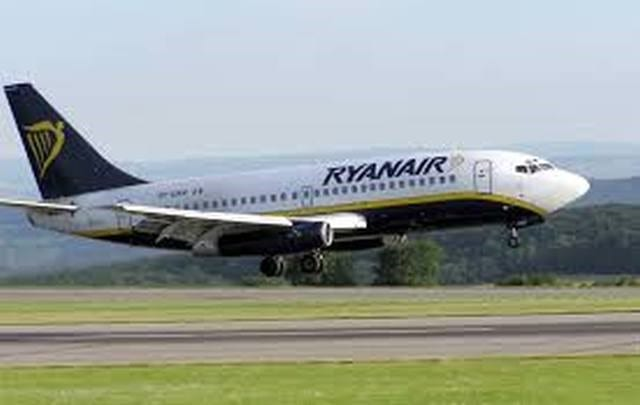 Chinese Hackers managed to steal €4.6m from Ryanair's Chinese bank account using electronic fund transfer.