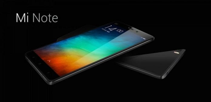 Xiaomi launches Mi Note Black Edition; Xiaomi Mi Note Pro will be available for sale from May 6