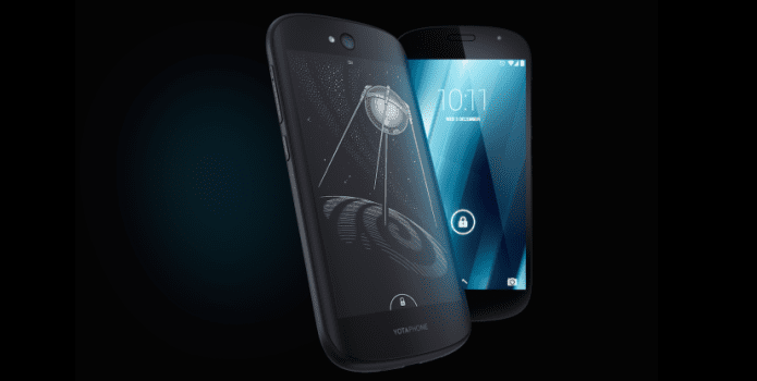 YotaPhone 2, the first dual screen smartphone is now available in U.S. via crowdfunder Indiegogo