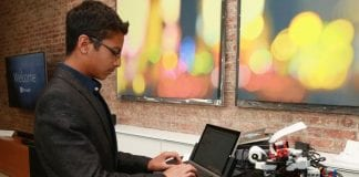 13 year old Indian-origin teen, Shubham Banerjee working with Microsoft on Braille Printer