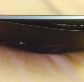 Google Nexus 6 battery issues cause it to swell and explode