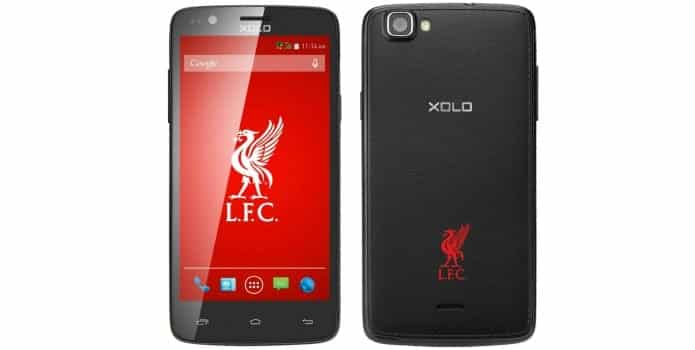 Xolo launches the Limited Edition Liverpool FC smartphone in India at Rs. 6,299