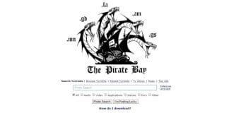 The Pirate Bay shuffles between GS, LA, VG, AM, MN AND GD Domains after Swedish court order