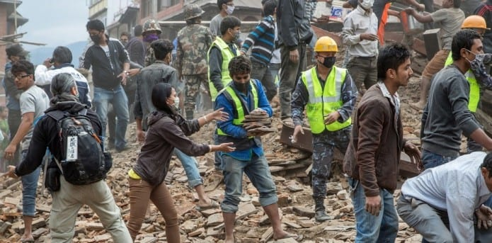 Facebook users donate $10 million to rebuild Earthquake-Torn Nepal