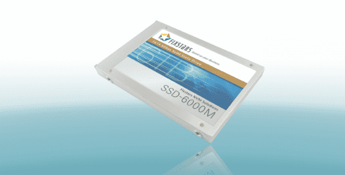 World's first 6 terabyte Solid State Drive announced by Fixstars