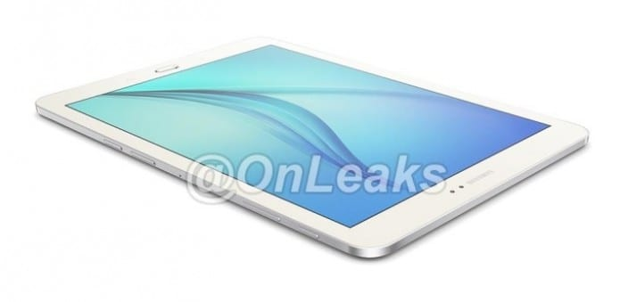 Samsung's upcoming tablet Galaxy Tab S2 details and specifications leaked