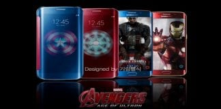 Iron Man Themed Galaxy S6 Edge Smartphones Teasers Released By Samsung, Availability In Markets May Differ By Region