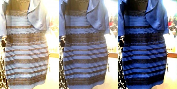 The science behind The Dress : Scientists find out the reasons for intriguing colours of The Dress