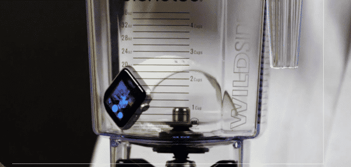 Apple Watch Vs the Blender! Can Apple Watch survive the rigours of a blender?