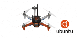 World's first Ubuntu powered Drone launched