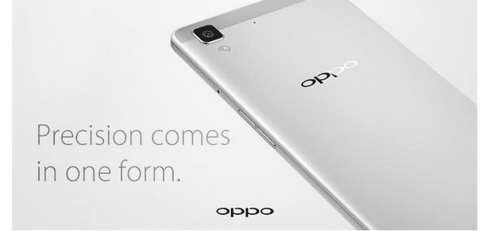 OPPO discloses that the R7 Plus to debut alongside the R7