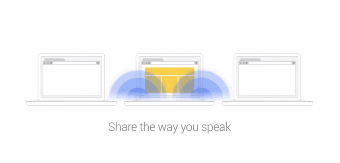 Google lets you share URL through sound with Tone Extension