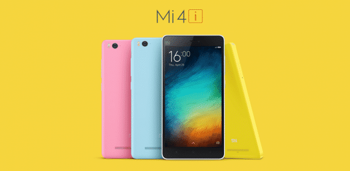 Xiaomi Mi 4i updated to MIUI v6.5.5.0 via OTA, fixes bugs and overheating issues