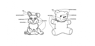 Google plans to patent 'creepy' internet toys for homes