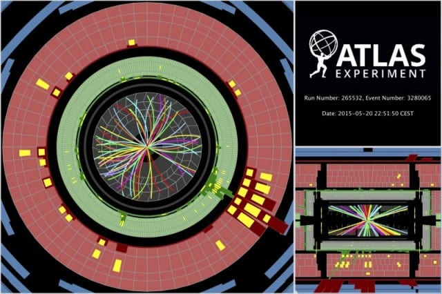 CERN's Large Hadron Collider sets new Energy Record with 13 TeV Test Collisions