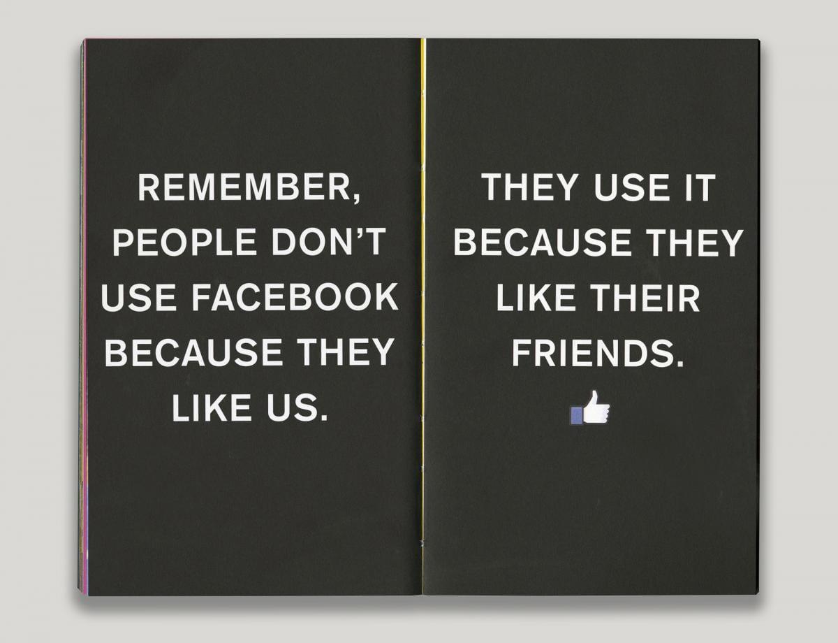 "Facebooks' ""LITTLE RED BOOK"" a peek into Mark Zuckerberg's management skills"