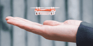 Meet 'SKEYE' the 'world's smallest' drone that can easily fit in a matchbox