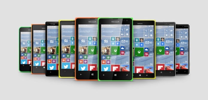 Microsoft to push Windows 10 updates directly on the Windows Phones