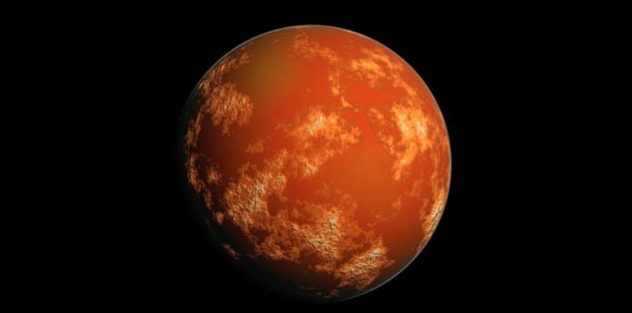 as red planet mars - photo #5