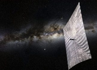 Planetary Society is ready for the first test flight of Carl Sagan's Solar Sail powered spacecraft.