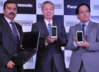 Panasonic launches slimmest and lightest ToughBook CF-54 and two Toughpads, FZ-E1, FZ-X1 in India