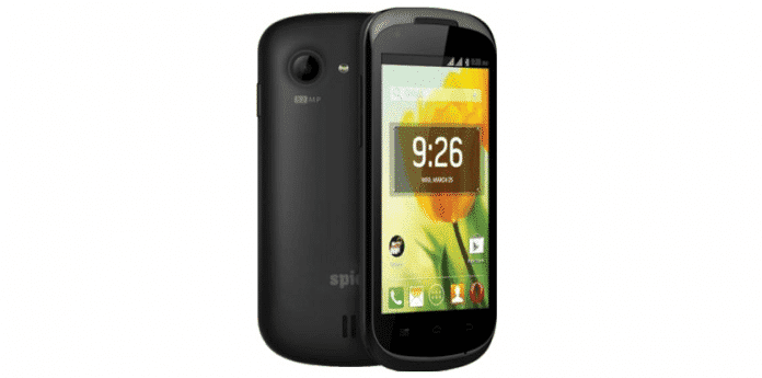 Spice Stellar 405 with Snapdragon CPU, 3G Connectivity Launched at Rs 3,299