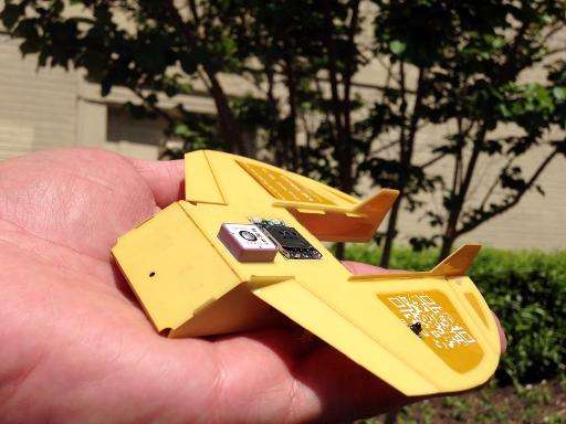 'Cicada' U.S. military's new swarm of mini drones for spying