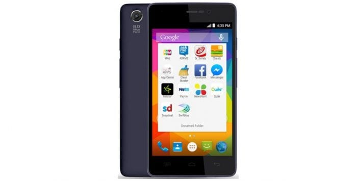 Micromax Unite 3 launched with 1.3GHz MediaTek quad-core processor available online at Rs. 6,569