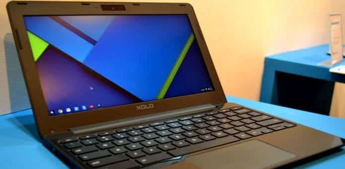 Google launches Xolo and Nexian Chromebooks, to run on the
