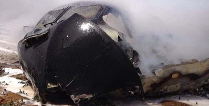 Software configuration error caused A400M plane crash confirms Airbus