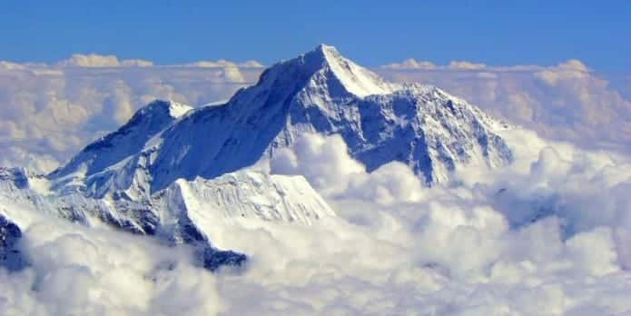 The 7.8 Nepal Earthquake has moved Mount Everest by three centimeters (1.2 inches) to the Southwest