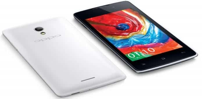 Oppo launches dual-SIM Neo 5 (2015) with 4.5 inch display and 8MP rear camera in India priced at Rs. 9,990