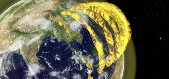 Australian student confirms that giant plasma tubes are floating above Earth